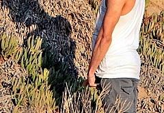 Zac Efron naked penis