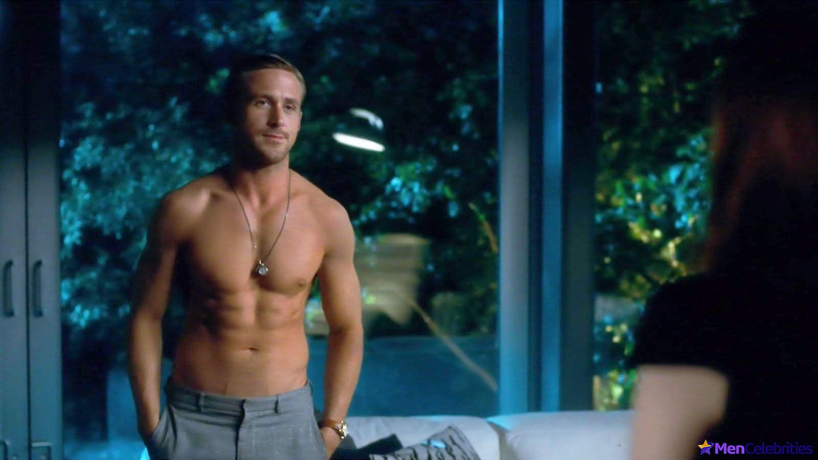 Ryan gosling naked