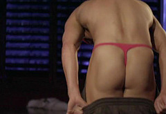 Channing Tatum naked ass