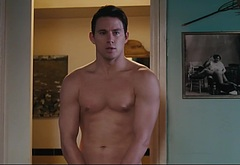 Channing Tatum shirtless pics