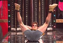 Channing Tatum striptease