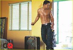 Channing Tatum nude gay celebs
