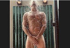 Channing Tatum nude shower
