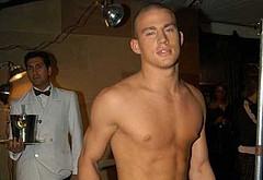 Channing Tatum sexy