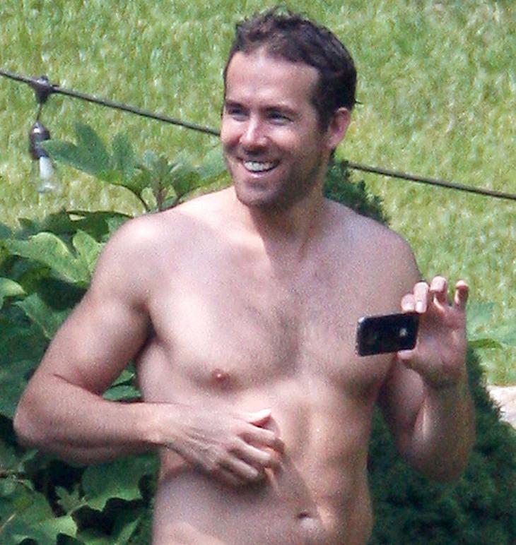 Ryan Reynolds nude video