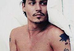 Johnny Depp hacked nude pics