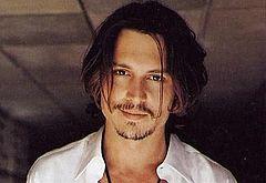 Johnny Depp jerk off
