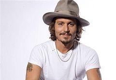 Johnny Depp nude