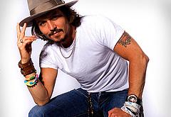 Johnny Depp nudes