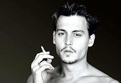 Johnny Depp penis photos