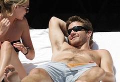 Jake Gyllenhaal gay sex tape leaks