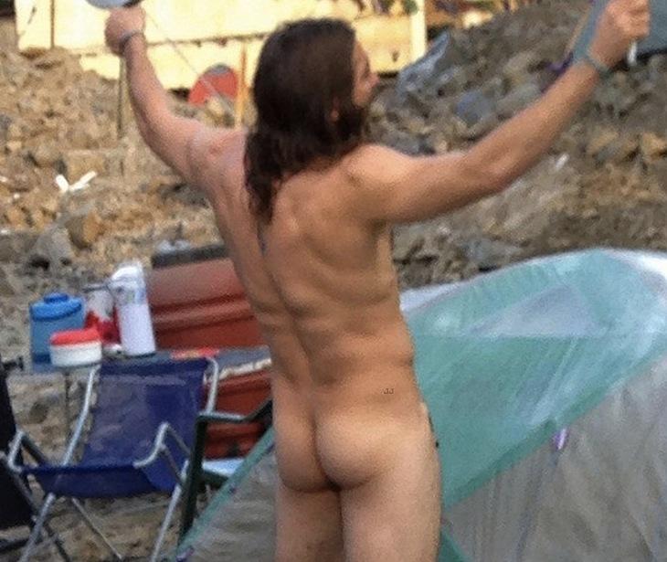 Jake Gyllenhaal nude butt photos