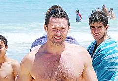 Hugh Jackman gay celebs nude