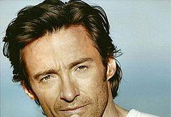 Hugh Jackman shirtless