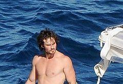 Ian Somerhalder oops nude dick