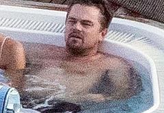 Leonardo DiCaprio cock slips