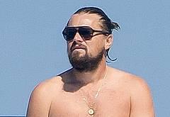 Leonardo DiCaprio nudes photos