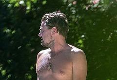 Leonardo DiCaprio sexy nude