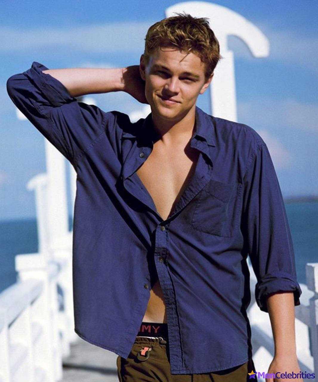 Finest Nudes Of Leonardo Dicaprio Scenes