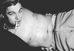 Leonardo DiCaprio male celebrity nude