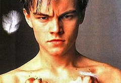 Leonardo DiCaprio naked boy celebs
