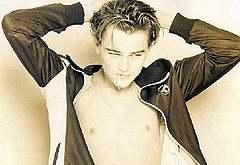 Leonardo DiCaprio naked
