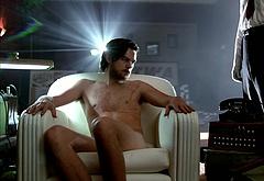 Leonardo DiCaprio frontal nude scenes