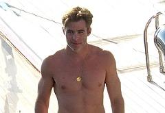 Chris Pine nudes male celebrities