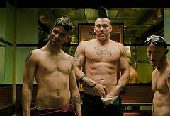 Chris Pine naked ass and cock