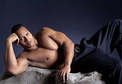 Dwayne Johnson nude photos