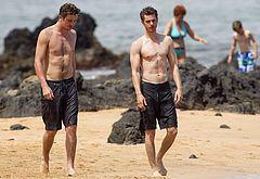 Andrew Garfield naked