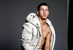 Nick Jonas gay male nude