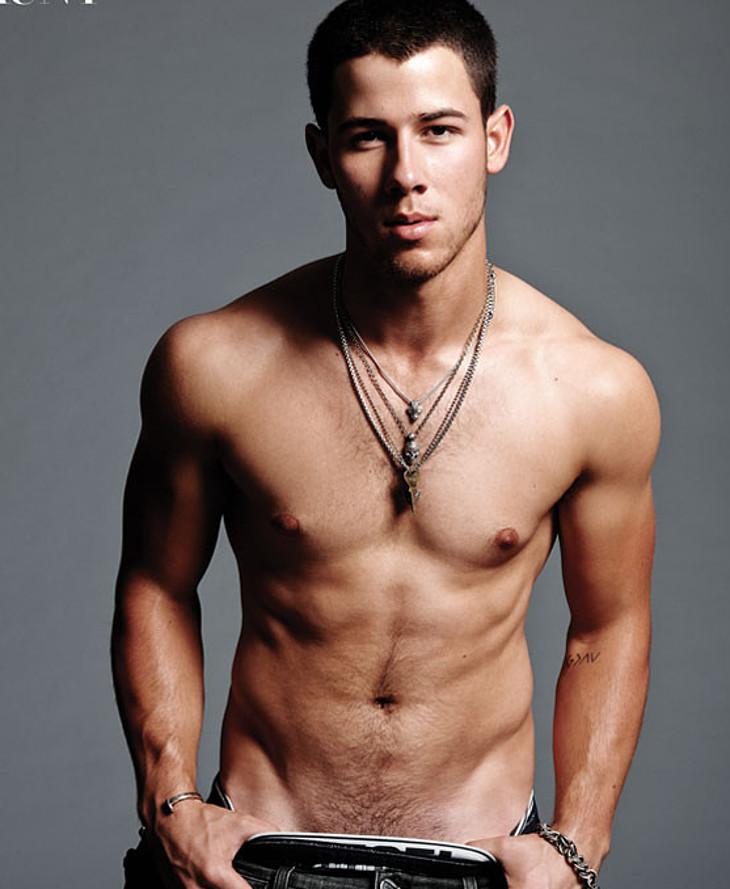 Nick Jonas leaked nude