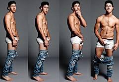 Nick Jonas nude