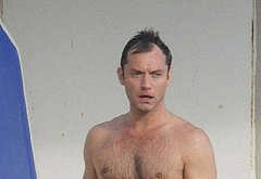 Jude Law dick leaked scandal