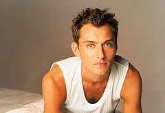 Jude Law male celebrity