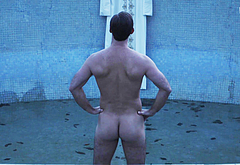 Jude Law ass nude video