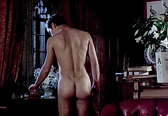 Jude Law bum naked