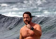 Gerard Butler nude male celebs