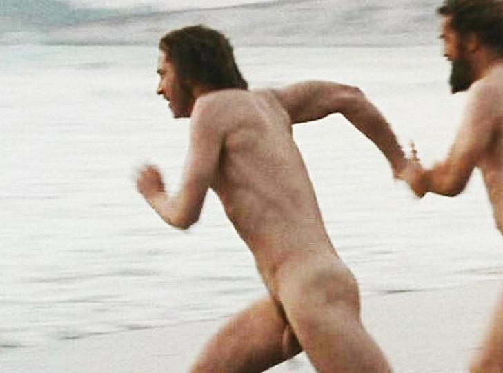 Gerard Butler cock naked video