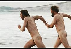 Gerard Butler nude penis
