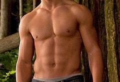 Taylor Lautner naked