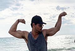 Taylor Lautner ass