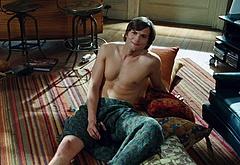 Ashton Kutcher cock slip