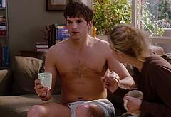 Ashton Kutcher leaked jerk off scandal