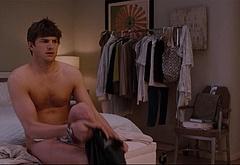 Ashton Kutcher nude hacked