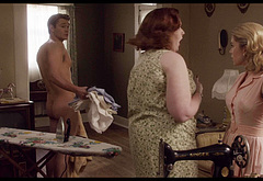Chad Michael Murray frontal nude