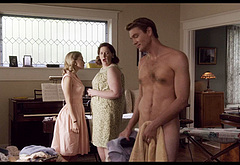 Chad Michael Murray naked penis