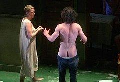 Kit Harington ass nude