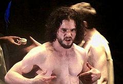 Kit Harington nipples